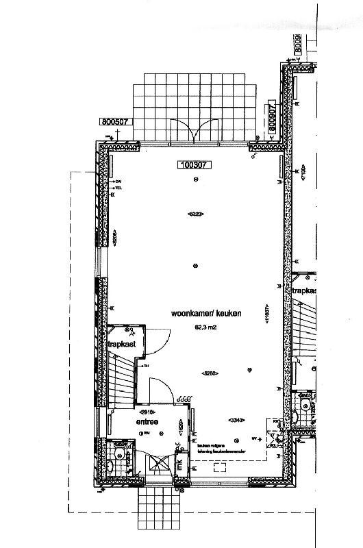 Huis 18 indeling begane grond for Praktische indeling huis